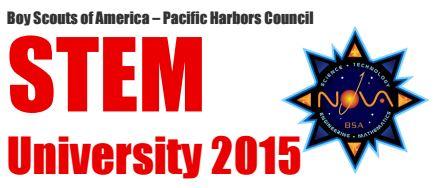 STEM University 10/3