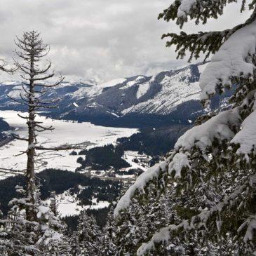 Snowshoe Camping at Lake Kachess, 2/20-21