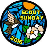 Scout Sunday 2/7